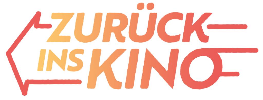 #zurückinskino Logo