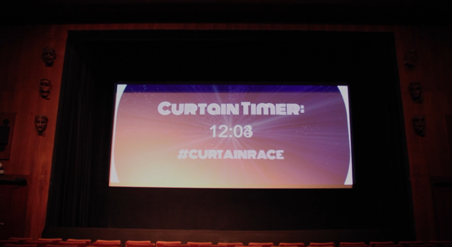 Curtain Call Timer