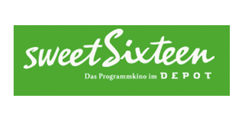 Sweet Sixteen Logo Kino