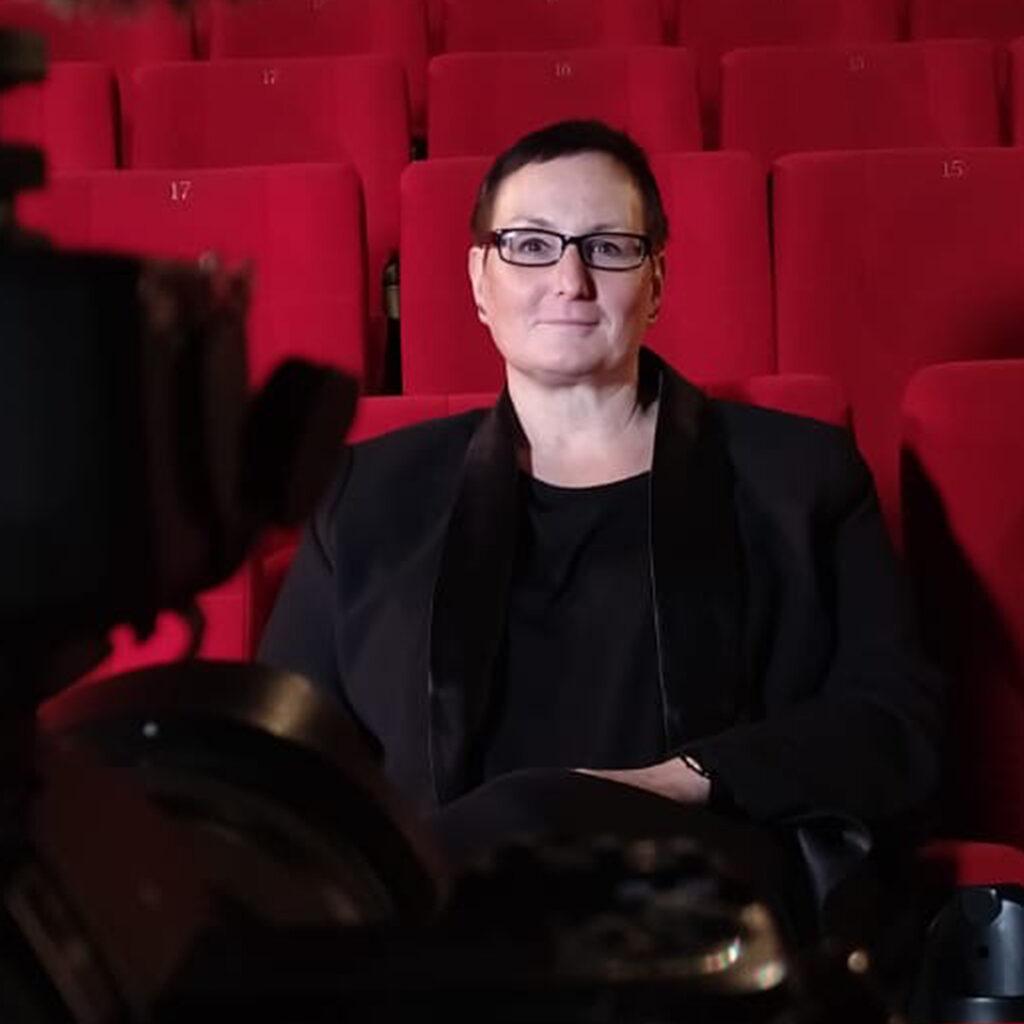 Petra Rockenfeller von Zurück ins Kino